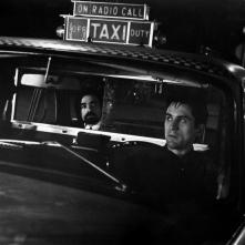 Taxi Driver: Robert De Niro e Martin Scorsese in una scena del film