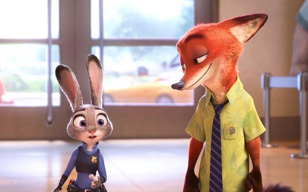 Zootropolis: un'immagine del film d'animazione