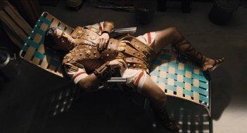 Ave, Cesare!: George Clooney in una scena del film
