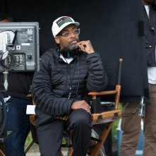 Chi-Raq: Spike sul set del film