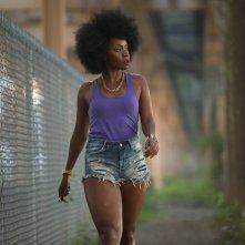 Chi-Raq: Teyonah Parris in una scena del film