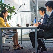 Creepy: Hidetoshi Nishijima, Haruna Kawaguchi e Masahiro Higashide in una scena del film