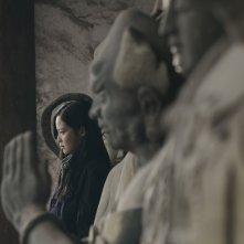 Crosscurrent: Xin Zhi Lei in una suggestiva immagine del film