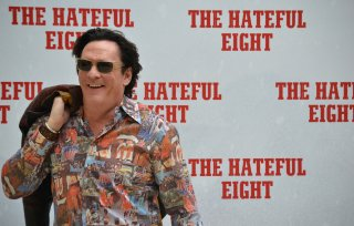 Michael Madsen a Roma per The Hateful Eight