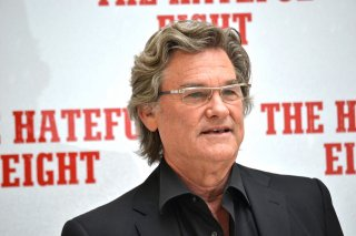 The Hateful Eight, Kurt Russell a Roma per presentare il film