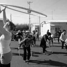 Fukushima, mon amour: Rosalie Thomass in una scena del film