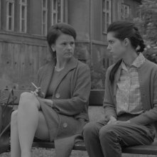 I, Olga Hepnarová: Michalina Olszanska e Klára Melísková in una scena del film