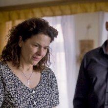 Jonathan: Barbara Auer e Thomas Sarbacher in una scena del film