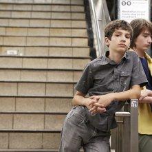 Little Men: Michael Barbieri e Theo Taplitz in una scena del film
