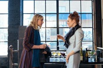 Maggie's Plan: Greta Gerwig e Julianne Moore in una scena del film