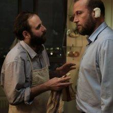 News From Planet Mars: François Damiens e Vincent Macaigne in un momento del film