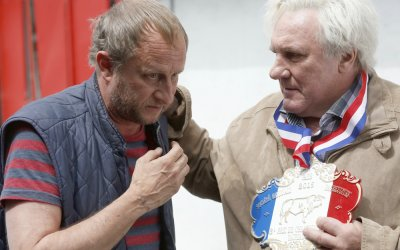 Saint Amour: vino e risate on the road con Gérard Depardieu
