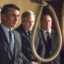 Shepherds and Butchers: Steve Coogan in una scena del film