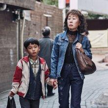 The Bacchus Lady: Youn Yuh-jung in un momento del film