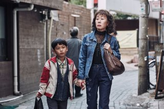 The Bacchus Lady: Youn Yuh-jung in un momento del film