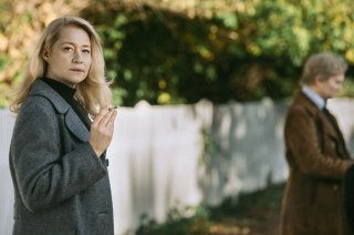 The Commune: Trine Dyrholm in una scena del film