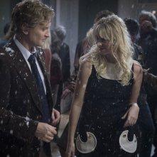 The Commune: Ulrich Thomsen e Helene Reingaard Neumann in una scena del film