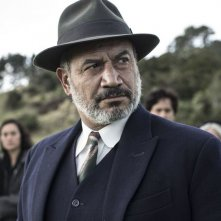 The Patriarch: Temuera Morrison in una scena del film