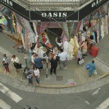 The Tenth Man: un'immagine dall'alto del film