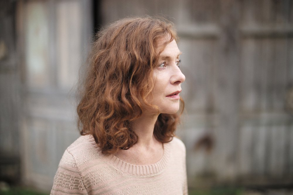 Things to Come: Isabelle Huppert in una scena del film