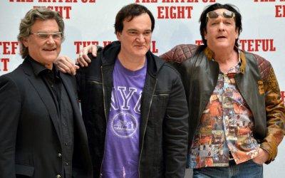 """Quentin Tarantino presenta The Hateful Eight: """"Le mie Iene che giocano nel Far West"""""""