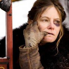 The Hateful Eight: un bel primo piano di Jennifer Jason Leigh