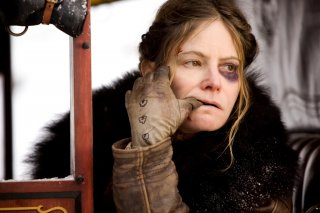 The Hateful Eight: un bel primo piano di Jennifer Jason Leigh