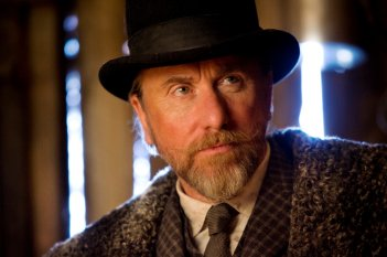 The Hateful Eight: Tim Roth nel film di Tarantino è Oswaldo Mobray