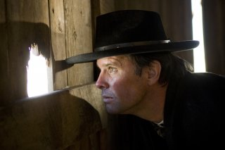 The Hateful Eight: Walton Goggins interpreta Chris Mannix
