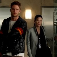 Limitless: i protagonisti Jake McDorman e Jennifer Carpenter