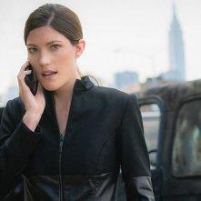 Limitless: l'attrice Jennifer Carpenter in una foto della prima stagione