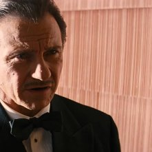 Harvey Keitel in una scena di Pulp Fiction