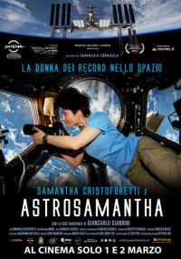 Astrosamantha – La donna dei record nello spazio in streaming & download