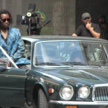 Miles Ahead: Don Cheadle sul set del film da lui diretto e interpretato