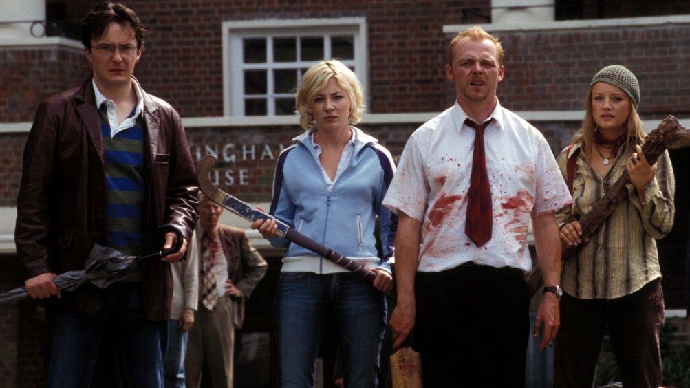 Shaun of the Dead: Simon Pegg va a caccia di zombie per le strade di Londra