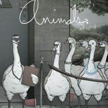 Animals: la locandina della serie
