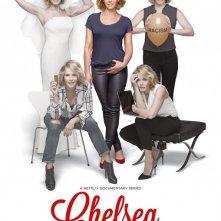 Chelsea Does: il poster della serie