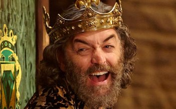 Galavant: l'attore Timothy Omundson interpreta Re Richard