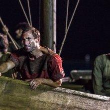 Risorto: Joseph Fiennes in un momento del film