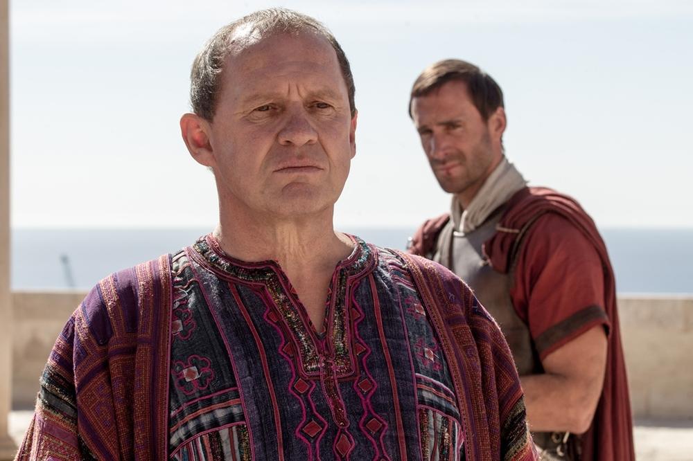 Risorto Peter Firth Joseph Fiennes