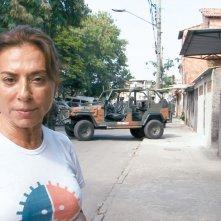 Zona Norte: un'immagine della protagonista del documentario