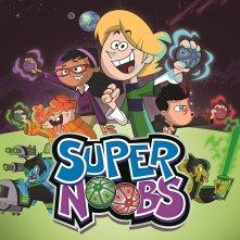 Supernoobs: il poster della serie animata