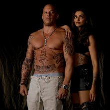 xXx: The Return of Xander Cage: Vin Diesel e Deepika Padukone in una foto promoziona,e