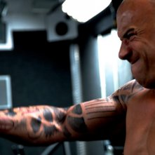 xXx: The Return of Xander Cage: Vin Diesel sfodera la sua potenza muscolare sul set