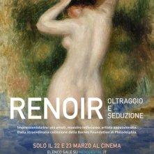Locandina di Renoir. Oltraggio e seduzione