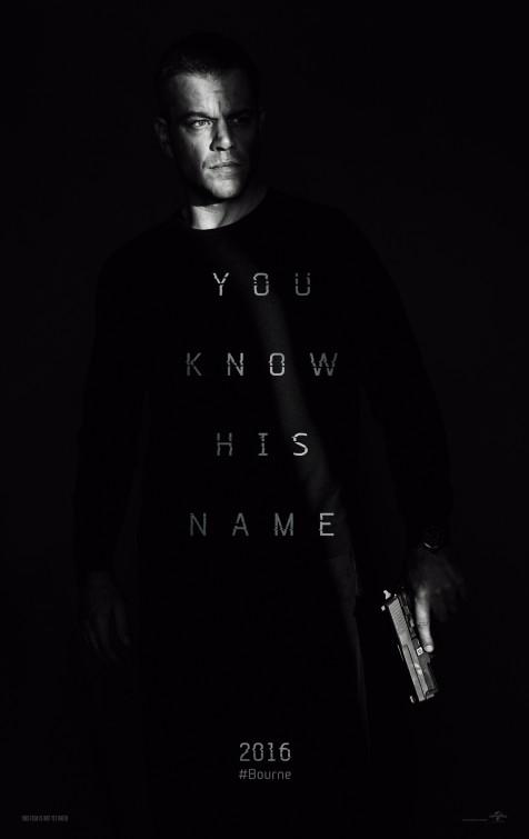Locandina di Jason Bourne