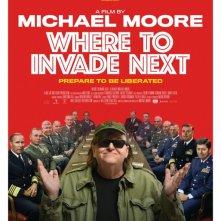 Where to Invade Next: la nuova locandina del documentario