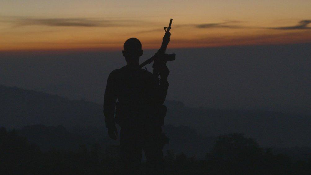 Cartel Land: una scena del documentario