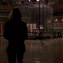 Jodie Foster in una scena de IL SILENZIO DEGLI INNOCENTI