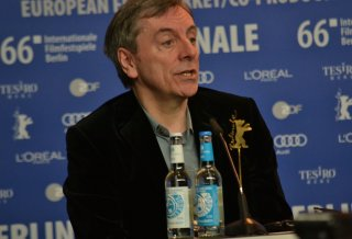 Berlino 2016: Nick James in veste di giurato in conferenza stampa